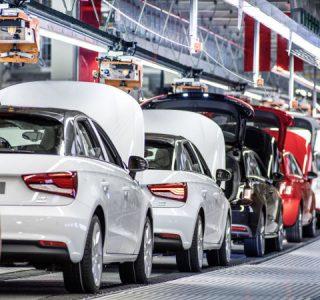 Projekt Audi Brüssel - SP Ingenieure AG